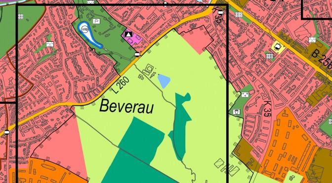 Das Schönthal im neuen Flächennutzungsplan